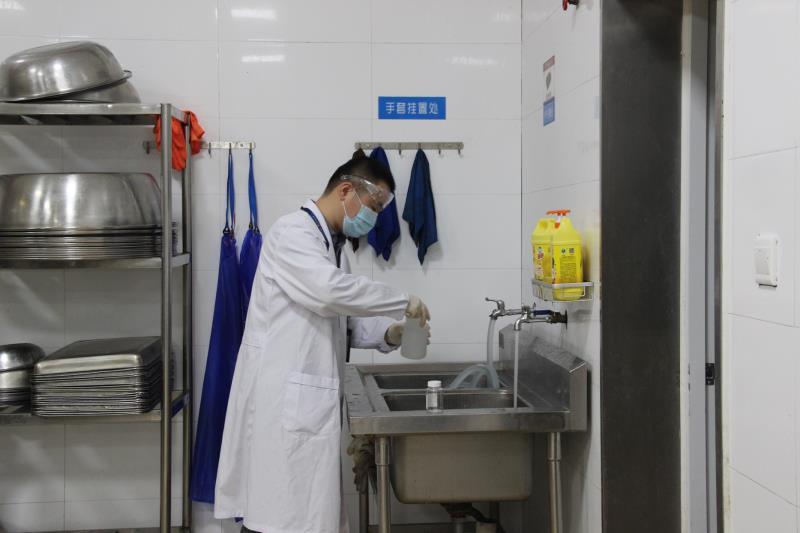 守护安心复学,吴江企业为学校提供免费水质检测
