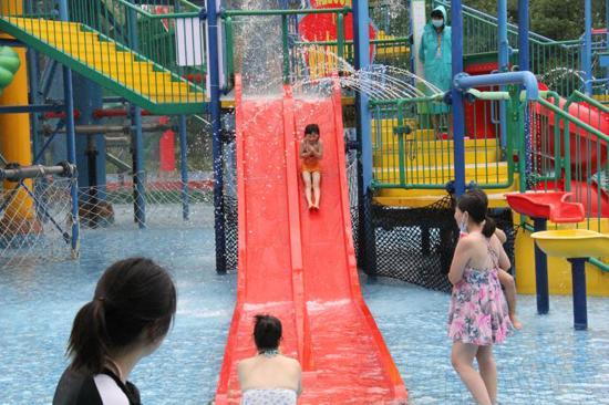 水陆双玩 苏州乐园森夏狂欢季热力开燥