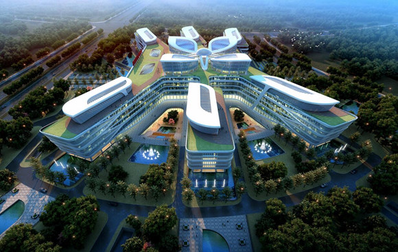 江苏首家规模化康复医院在南京溧水开工建设