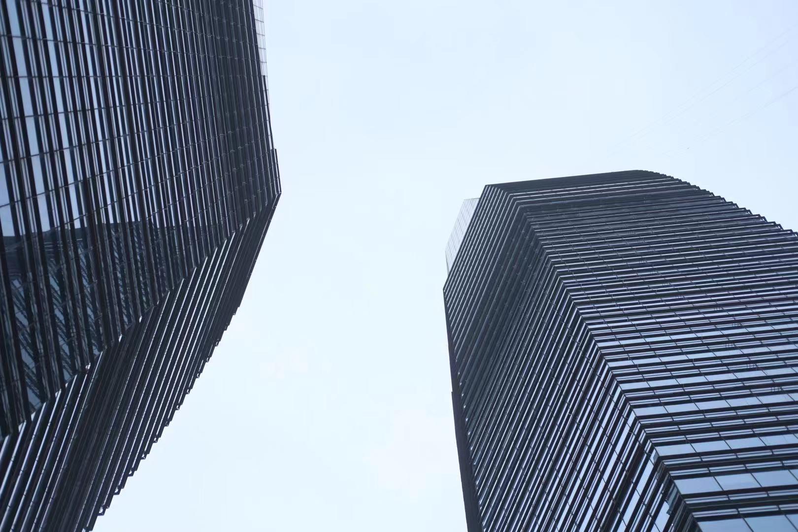 苏州高新区狮山商务创新区楼宇经济活力迸发