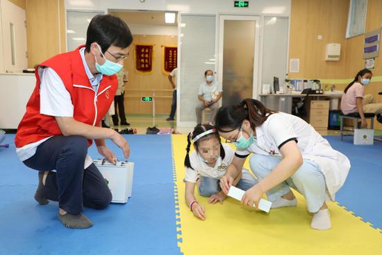 """苏州高新区举办""""全国残疾预防日""""主题活动"""